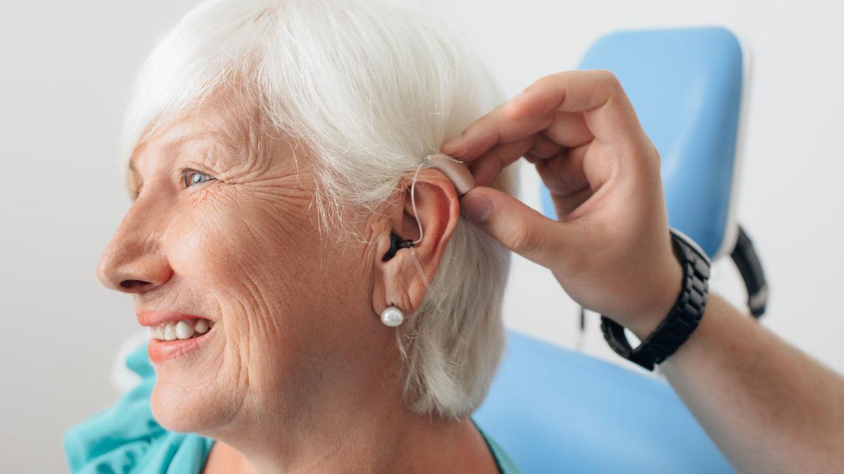 слуховые аппараты для пенсионеров